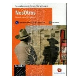 NOSOTROS C +CUADERNO EJERCICIOS +CD X BN