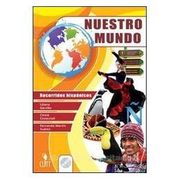 NUESTRO MUNDO  RECORRIDOS HISPANICOS +CD