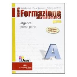 NUOVA FORMAZIONE MATEM.GIALLO A+C+QU.+CD