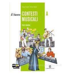 NUOVO CONTESTI MUSICALI (A+B) +CD +CDROM