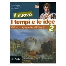 NUOVO I TEMPI E LE IDEE 2 +LIBRO DIGITAL