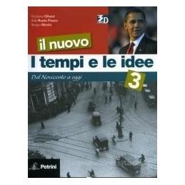 NUOVO I TEMPI E LE IDEE 3 +LIBRO DIGITAL