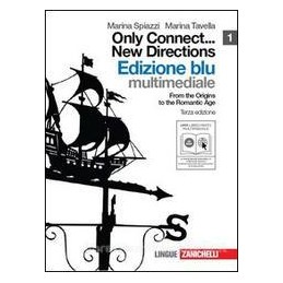 ONLY CONNECT NEW DIRECTIONS 1 (BLU) +CDR