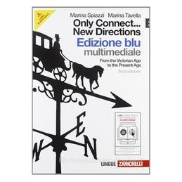 ONLY CONNECT NEW DIRECTIONS 2 (BLU) +CDR