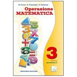 OPERAZIONE MATEMATICA  ALGEB.+GEOM.C +QU