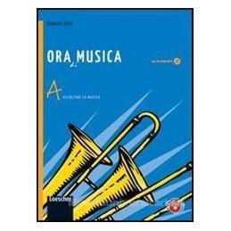 ORA DI MUSICA (A+B) +CD ROM