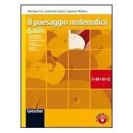 PAESAGGIO MATEMATICO GIALLO I+M+N+O