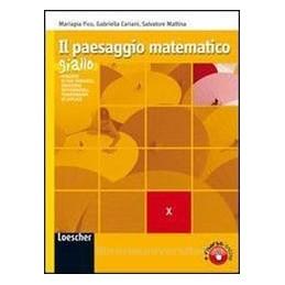 PAESAGGIO MATEMATICO GIALLO X