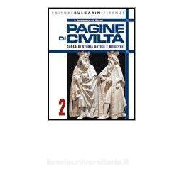 PAGINE DI CIVILTA` 2 +LABORATORIO 2 X BN