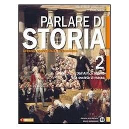 PARLARE DI STORIA 1  FORM.EUROPA MODERNA