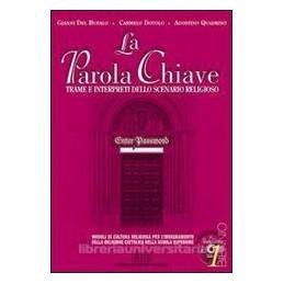 PAROLA CHIAVE 1 X BN +CD