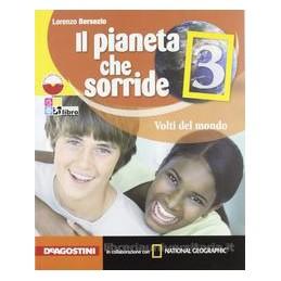 PIANETA CHE SORRIDE 3 +ATL.3 +LIB.DIG.3