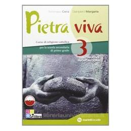 PIETRA VIVA 3 +LIBRO DIGITALE