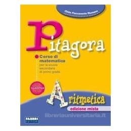 PITAGORA EDIZ.MISTA  GEOMETRIA