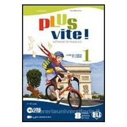 PLUS VITE! 1 +CD +RESSOURCES +ACTIF +MAG