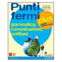 PUNTI FERMI PLUS (ED.COMPATTA GIALLA)