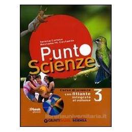 PUNTO SCIENZE 3 +ATLANTE 3