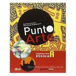 PUNTO ARTE A+B +DVD
