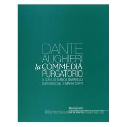 PURGATORIO (GARAVELLI CORTI) +QUADERNO