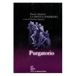 PURGATORIO (SAPEGNO) +GUIDA +CD PURG.PAR
