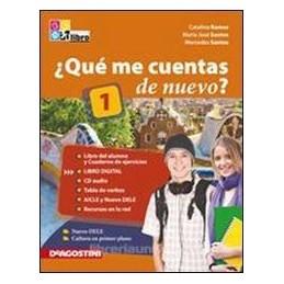 QUE ME CUENTAS DE NUEVO? 1 +CD +L.DIG.+T