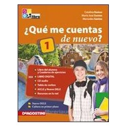 QUE ME CUENTAS DE NUEVO? 2 +CD +LIB.DIG.