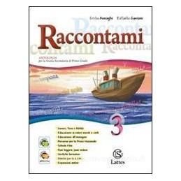 RACCONTAMI 3 +IL MIO QUADERNO INVALSI  3
