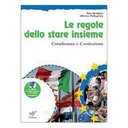 REGOLE DELLO STARE INSIEME +CDROM