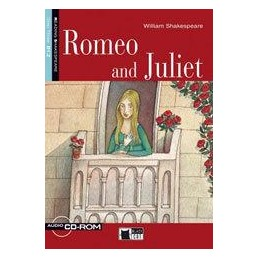 ROMEO AND JULIET +CD +CD ROM