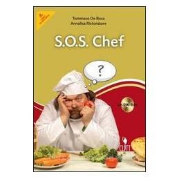 S.O.S. CHEF +DVD X BN IPSAR