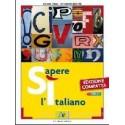 SI SAPERE L`ITALIANO (EDIZ.COMPATTA)