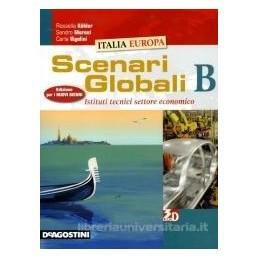 SCENARI GLOBALI B  ITALIA EUROPA+LIB.DIG