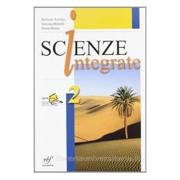 SCIENZE INTEGRATE 2 X IT,IP