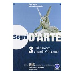 SEGNI D`ARTE 3  BAROCCO TARDO OTTOCENTO