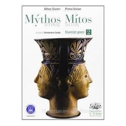 MYTHOS MITOS  ESERCIZI GRECI 2