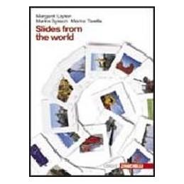 SLIDES FROM THE WORLD +DVD +CD