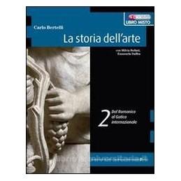 STORIA DELL`ARTE 2  ROMANICO GOTICO INT.