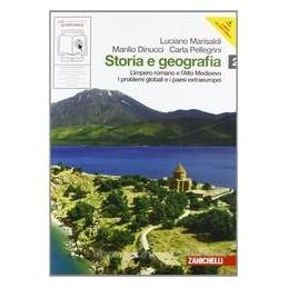 STORIA E GEOGRAFIA 2 +CITTADINANZA COST.
