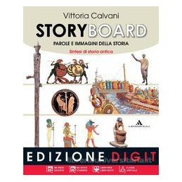 STORYBOARD 1 +SINTESI DI STORIA ANTICA