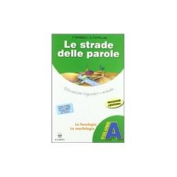 STRADE DELLE PAROLE (A+B+C) +CD ROM