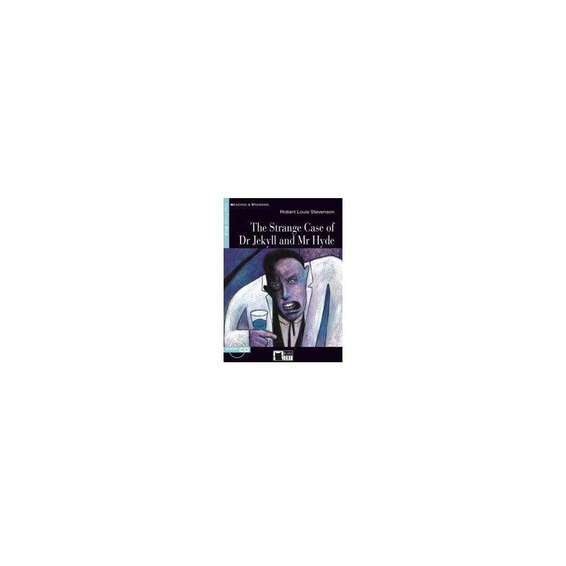 STRANGE CASE OF DR JEKYLL AND MR HYDE+CD