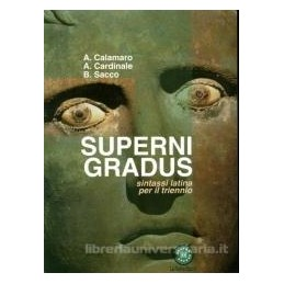 SUPERNI GRADUS X 3 PROVA SCRITTA ESAME