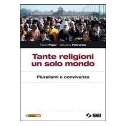 TANTE RELIGIONI UN SOLO MONDO