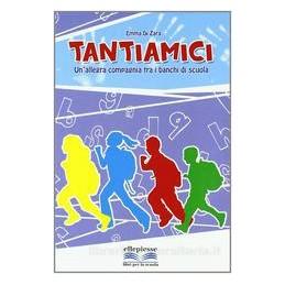 TANTIAMICI  ALLEGRA COMPAGNIA TRA BANCHI