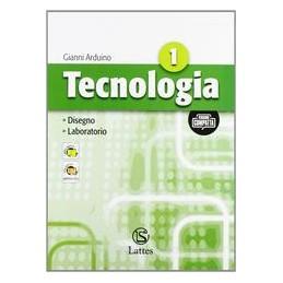 TECNOLOGIA 1+2 +TAVOLE DISEGNO +CD ROM