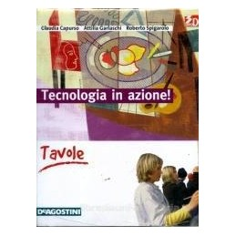 TECNOLOGIA IN AZIONE! VOL.UN. +CD ROM