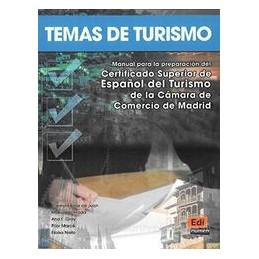 TEMAS DE TURISMO, LIBRO ALUMNO