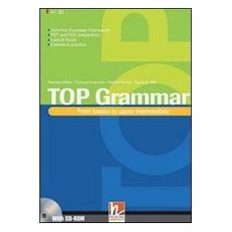 TOP GRAMMAR +CD ROM