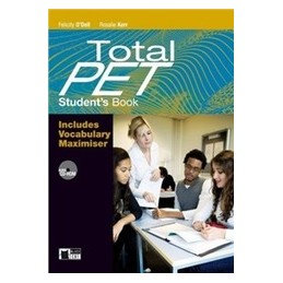 TOTAL PET +VOCABULARY MAXIMISER +CD ROM