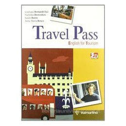 TRAVEL PASS  ENGLISH FOR TOURISM
